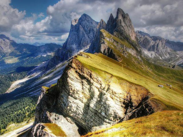 Dolomiti, foto di kordi_vahle (CC0 Public Domain)