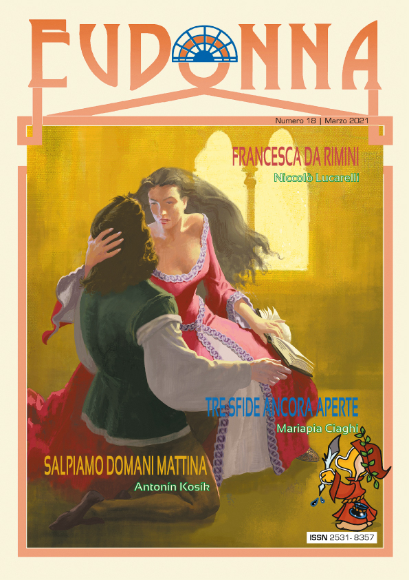 Eudonna Magazine, Marzo 2021 - www.ilsextante.net