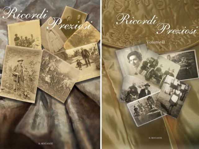 Ricordi Preziosi, Vol I e Vol. II di Alessandra Sartori (Edito da Il Sextante)