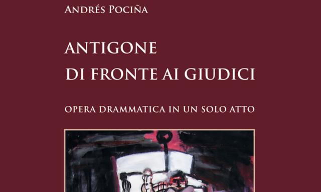 Antigone di fronte ai giudici, Il Sextante 2017, presentato in forma di reading a Formia il 19 agosto