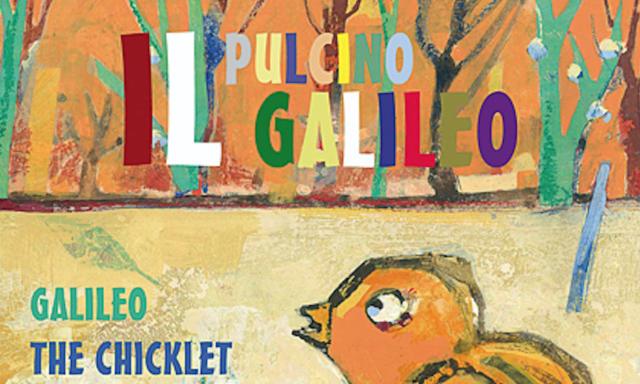 """lettura e gioco di società sul nostro volume illustrato """"Il Pulcino Galileo"""" ."""