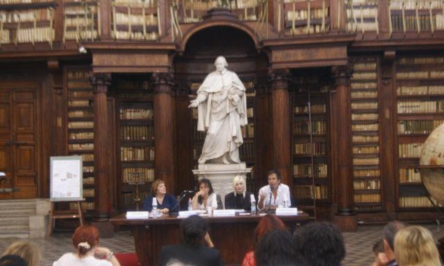 Fantasia e pedagogia. Didattica e drammatizzazione. Presentazione del libro alla Biblioteca Casanatense di Roma, 7 giugno 2018