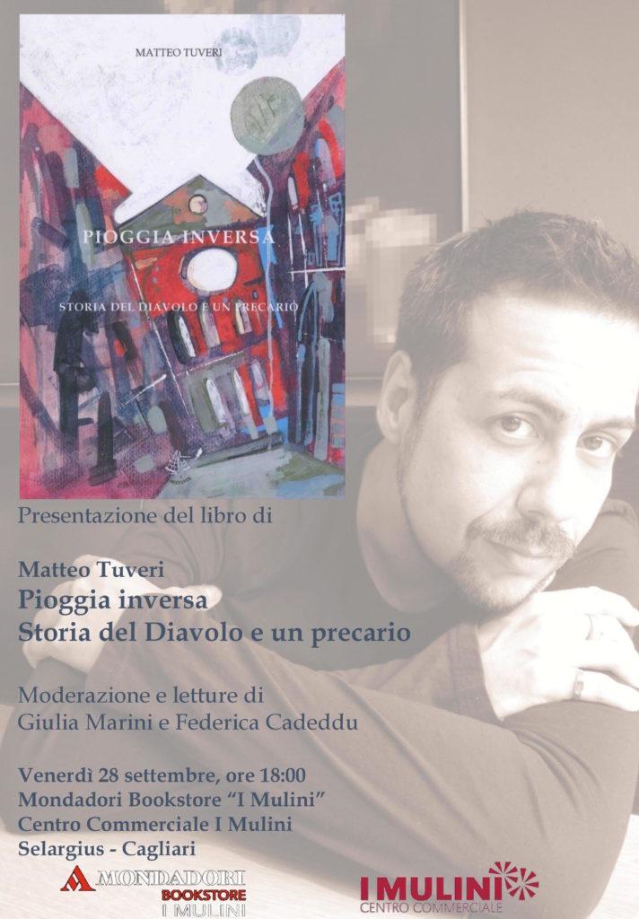 Pioggia inversa. Presentazione del libro a Cagliari