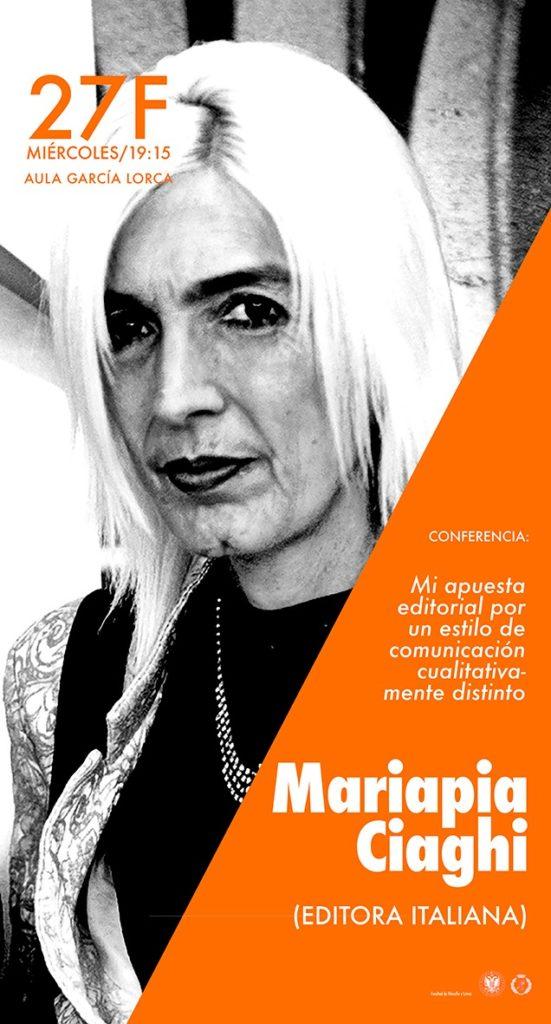 El Libro, Mariapia Ciaghi al convegno di Granada