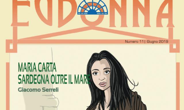 Eudonna Magazine, giugno 2019 - www.ilsextante.net
