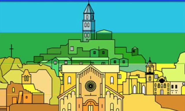 Eco della Pace, Matera 2019