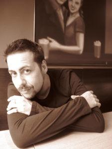 Matteo Tuveri, autor del prólogo del monólogo La Fontana por Andrés Pociña