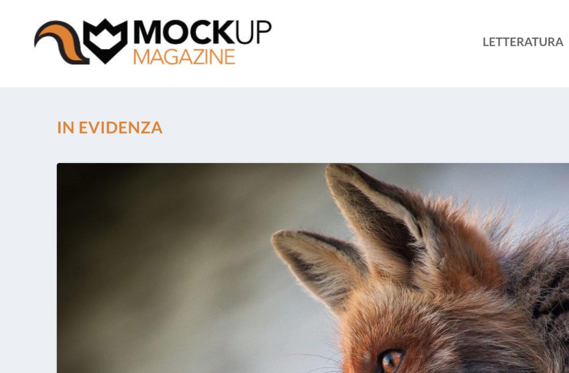 www.mockupmagazine - Il trimestrale edito da Il Sextante